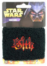 Star Wars Sith Logo Sweat Wristband
