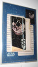 1978 Star Wars Japan Escape Pod Lap Pack Stationary Set, staining