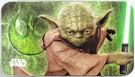 Star Wars Yoda w/ Rebel Logo Carry All Tin / Pencil Case