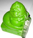 1983 Star Wars Jabba Bubble Bath Full bottle w/tag