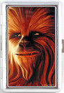 Star Wars Chewbacca Large Metal Business Card Holder