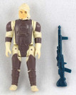 1980 Star Wars Dengar Loose Action Figure C-7 Complete