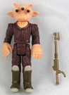 1983 Star Wars Ree-Yees Loose Action Figure C-8 Complete