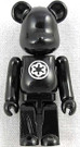 Star Wars Medicom Imperial Logo Bearbrick Mini Figure