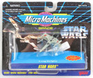 Star Wars Micro Machines X-Wing Fighter Sealed