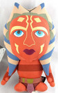 Star Wars Clone Wars Super Deformed Plush Ahsoka Toy 8""