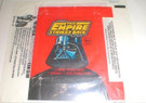1980 Star Wars Topps ESB Series 1 Empty Wax Wrapper w/fan club ad