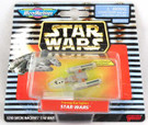 Star Wars Micro Machines Y-Wing Fighter Sealed (2nd Pack Style)