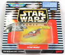 Star Wars Micro Machines Landspeeder Sealed (2nd Pack Style)