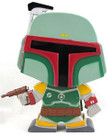 Star Wars Boba Fett Blox Vinyl Bobble Head 7 inches