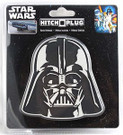 Star Wars Darth Vader Hitch Cover Plug Solid Metal