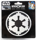 Star Wars Imperial Logo Hitch Cover Plug Solid Metal
