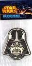 Star Wars Darth Vader Head Air Freshener Lemon Scent