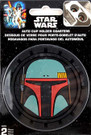 Star Wars Boba Fett Automotive Cup Holder Coasters 2 Pack