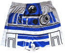 Star Wars R2-D2 Pattern Boxers Size M (32-34)