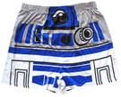 Star Wars R2-D2 Pattern Boxers Size L (36-38)