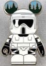 Star Wars Disney Vinylmation Series 3 Biker Scout Pin w/Mickey Mouse Ears