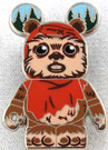 Star Wars Disney Vinylmation Series 3 Wicket Ewok Pin w/Mickey Mouse Ears