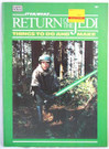 1983 Star Wars ROTJ Things to do and Make book, Unused