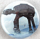 Star Wars AT-AT Walker Button 1.25""