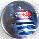 Star Wars R2-D2 (R2D2) Closeup Artwork Button 1.25""