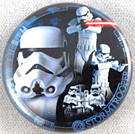Star Wars Stormtrooper Collage Button 1.25""
