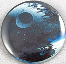 Star Wars Death Star Button 2""
