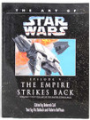 Star Wars Art of SW Empire Strikes Back Trade Paperback Book