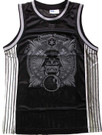 Star Wars Men's Darth Vader Galactic Empire Jersey Size L