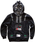Star Wars Kids Darth Vader Costume Hoodie Jacket Size XL (14/16)