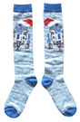 Star Wars R2-D2 Santa Cap Junior/Women's Christmas Socks Shoe Size 4-10