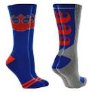 Star Wars Rebel Resistance Athletic Men's Crew 2 Pack Socks Shoe Size 6-12