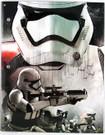 Star Wars Force Awakens First Order Troopers School Folder