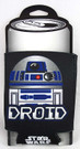 Star Wars R2-D2 Droid Koozie Can Bottle Holder