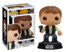 Star Wars Han Solo Funko Pop Bobble Head Vaulted Edition