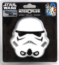 Star Wars Stormtrooper Hitch Cover Plug Solid Metal