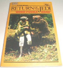 1983 Star Wars Canada ROTJ Word Puzzles Book