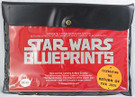 1977 Star Wars 15 Blueprints Sealed in Pouch