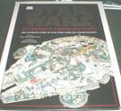 Star Wars Incredible Cross-Sections Hardcover Book (split binding)