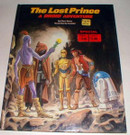 1983 Star Wars The Lost Prince Hardcover, Near Mint