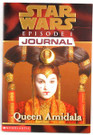 Star Wars Episode 1 Story of Queen Amidala Paperback Journal Book