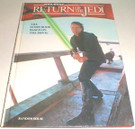 1983 Star Wars ROTJ Storybook hardcover, shows some wear