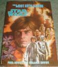 Star Wars The Lost City of the Jedi Softcover