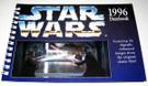 1996 Star Wars Datebook Unused