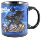 Star Wars Empire Strikes Back Art 12 oz. Ceramic Mug w/Box