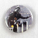 Star Wars Darth Vader Reaching Button