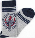 Star Wars X-Wing Squadron Men's Crew Socks Shoe Size 6-12