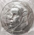 Star Wars California Lottery Exclusive Princess Leia Metal Coin