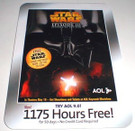 Star Wars Episode 3 ROTS America Online (AOL) Disk, sealed