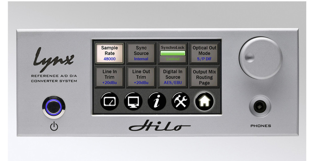 Lynx Hilo with USB